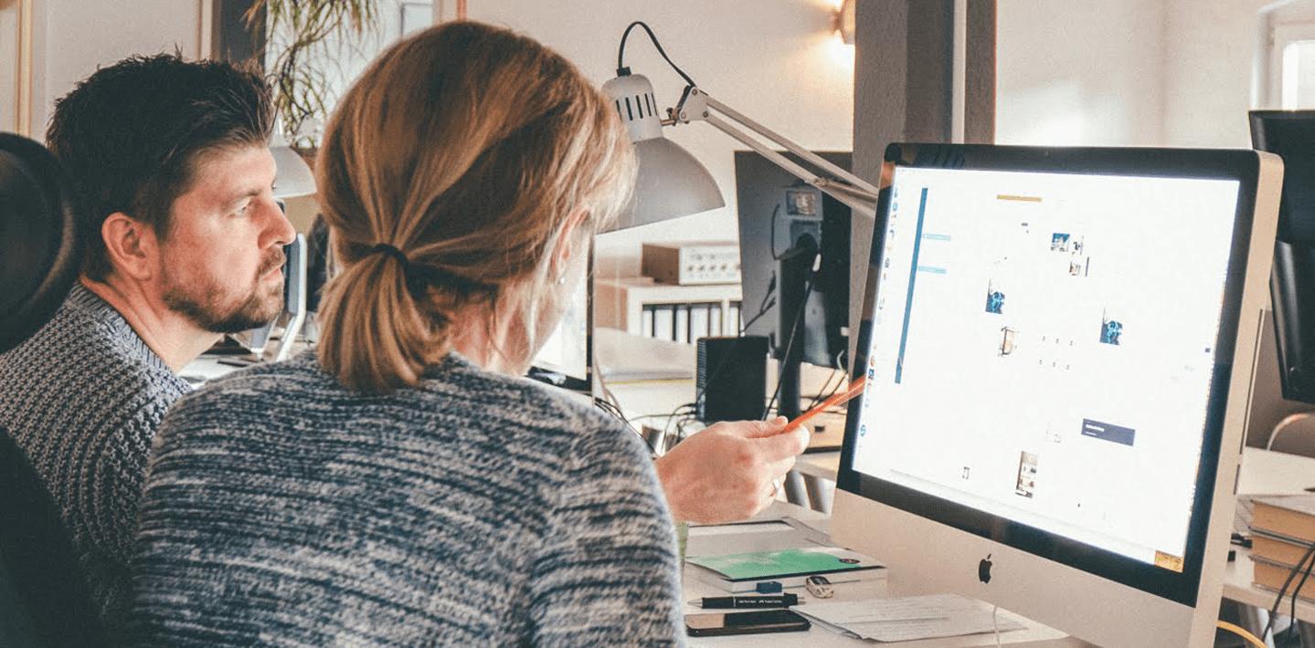 Austausch zwischen Design und Entwicklung